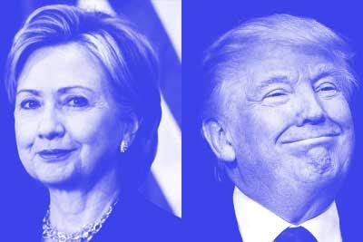 Election Clinton Trump