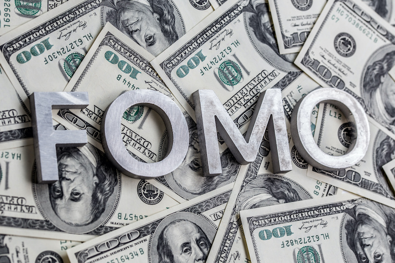 The Cure for Investment FOMO...